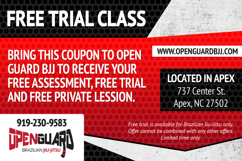 OGBJJ Free Trial Coupon
