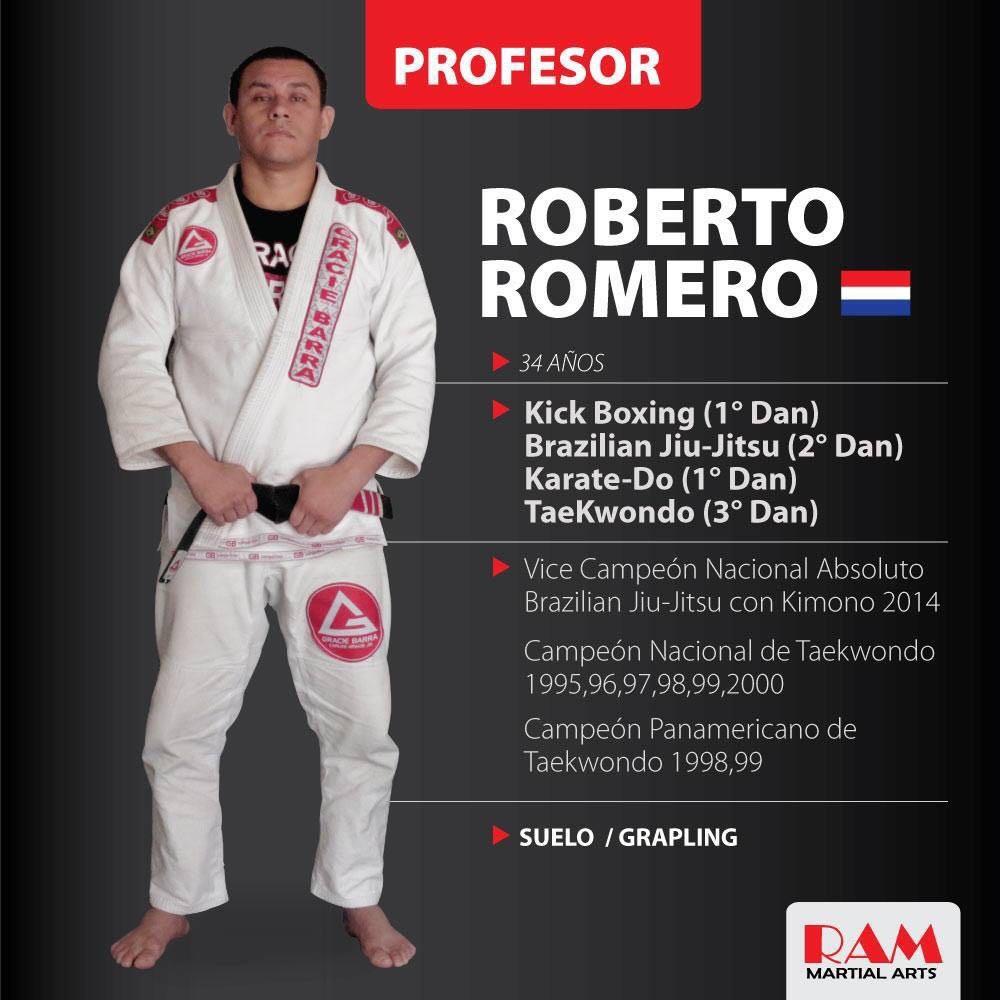 Roberto Romero Seminar