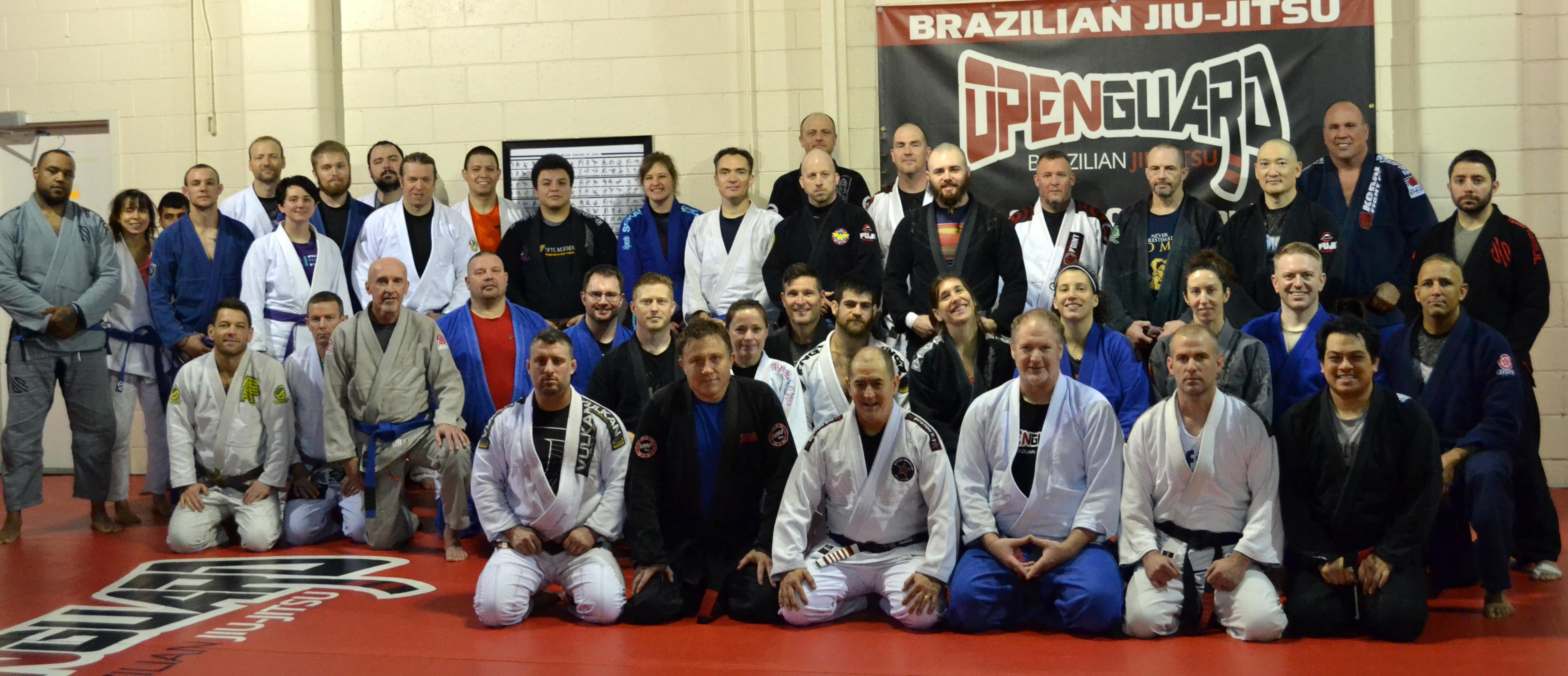 Brazilian Jiu-Jitsu Free Trial Form