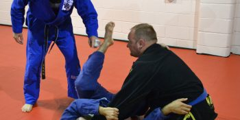 Intermediate BJJ Training