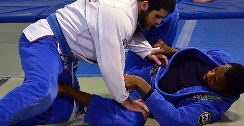 intermediate bjj training