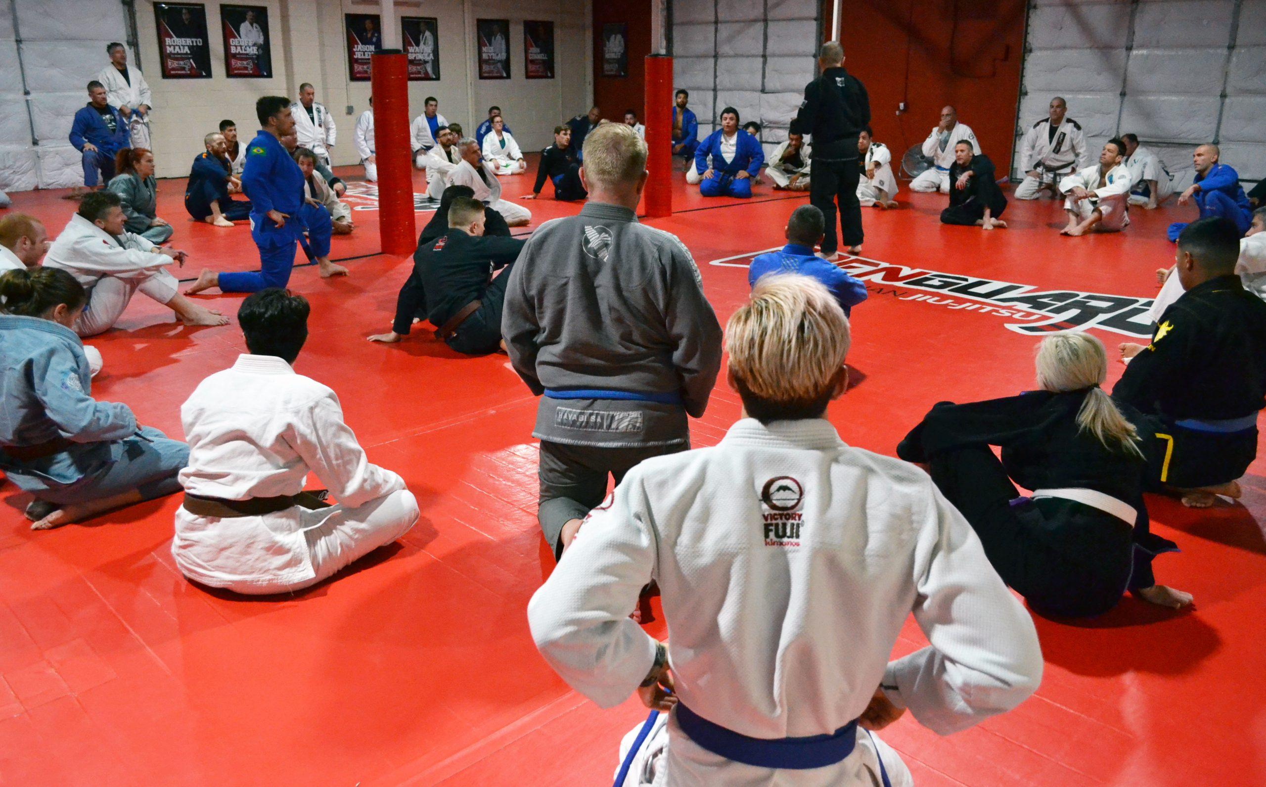 Brazilian Jiu-Jitsu | Open Guard BJJ